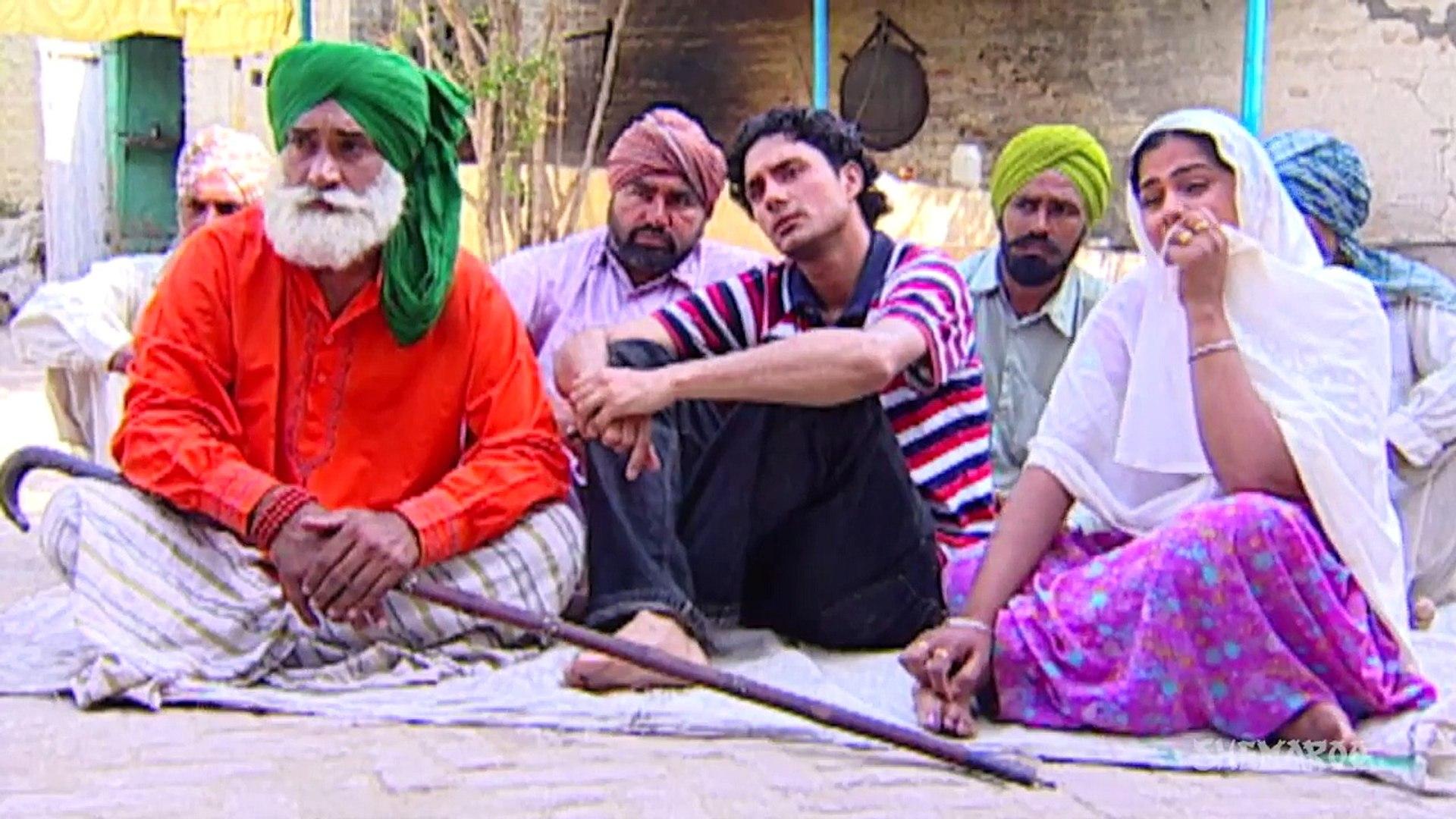 Family 424 (Full Movie)   Gurchet Chitarkar   FULL HD   Part 1   Latest Punjabi Comedy Movie 2017 Mo