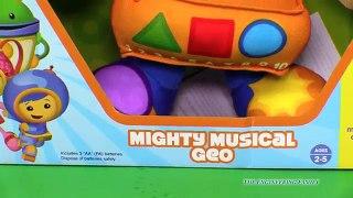 TEAM UMIZOOMI Nickelodeon Team Umizoomi Geo Mathmatical Plus