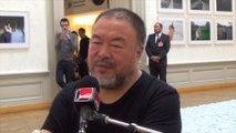 Ai Weiwei, artiste, est l'invité d'Ali Baddou à 7h50