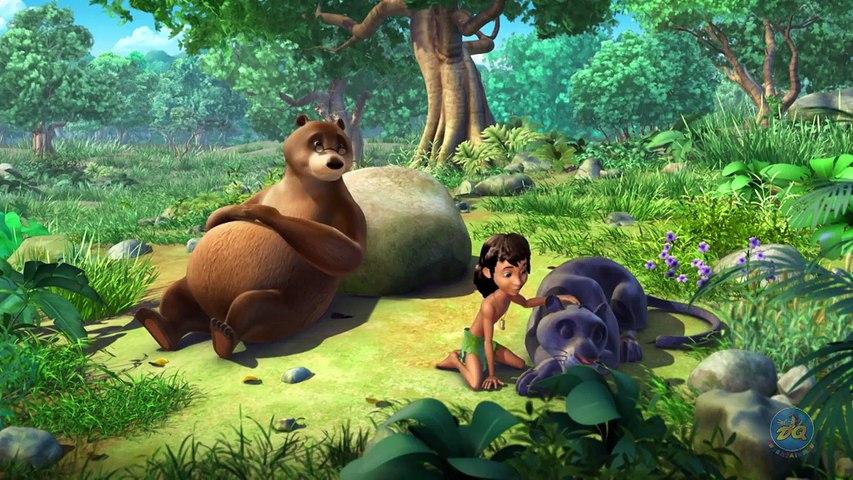 Jungle Book Hindi Season 1 Ep 10 Kite Flight Mega Series