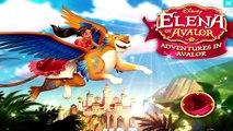 Aventures application Robe des jeux dans de de vers le haut en haut elena évaluer lévaluation Disney Junior