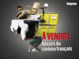En vente: décors mythiques du cinéma français