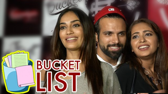 Rithvik And Asha, Kunwar Amar, Charlie Chauhan, Surbhi Jyoti Share What's in Their Bucket List