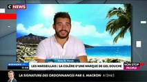 Les Marseillais VS Le reste du monde : Associée à un shooting sexy, une marque de luxe réfléchit à des poursuites en jus