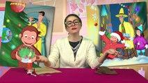 Curious George Inspired Sock Monkey Craft | Crafts for Kids w/ Crafty Carol | Cool School