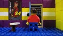 Lego Paintball Battle For Lego Spongebob