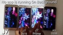 Samsung Galaxy J7 Prime AnTuTu Benchmark Test Vs J7 vs J7 2016 Vs A5 2016