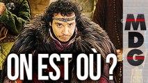 KAAMELOTT : Où est le château du Roi Arthur ? (théorie)