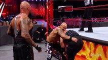 ROMAN REIGNS VS LUKE GALLOWS AND KARL ANDERSON - 2 ON 1 HANDICAP MATCH (2017) - WWE Wrestling - Sports MMA Mixed Martial Arts Entertainment