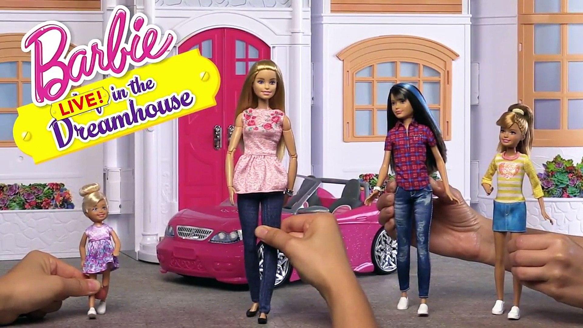 Lékařka Barbie | Barbie LIVE! In The Dreamhouse | Barbie