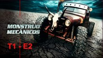 "MONSTRUO MECÁNICOS #2- Camioneta del oeste ""HAUK.45"""