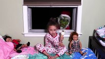 Bad Baby Dress Up Fail Santa Claus & Freak Daddy Toy Freaks World vs Toy Freaks Out - Extended Cut