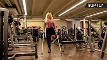 'Disability is in People's Head' - Meet the Leg Amputee Competing for 'Miss BumBum'