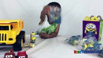 Minions Mcdonalds Happy Meal Toys Minions Movie new Kid playing with toys Ryan ToysReview
