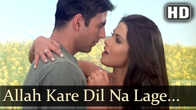Allah Kare Dil Na Lage Full Hd Song Andaaz Songs Akshay Kumar Priyanka Chopra Sonu Nigam Alka Yagnik Video Dailymotion