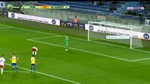 Cavalli Goal HD - Sochaux 1-2 AC Ajaccio 22.09.2017