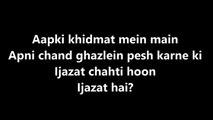 MERE DIL MEIN Lyrics (both versions) – Half Girlfriend | Rishi Rich