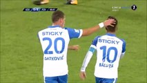 1-1 Alexandru Băluță Goal Romania  Divizia A - 22.09.2017 CS Univ Craiova 1-1 FC Voluntari