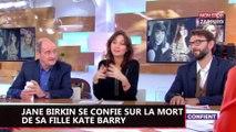 Jane Birkin se confie sur la mort de sa fille Kate Barry (vidéo)