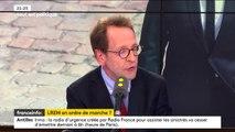"""Ordonnances : """"On a un renversement pénible entre pouvoir exécutif et législatif"""" Gaspard Koenig"""