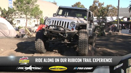 PRO COMP, SMITTYBILT AND RUBICON EXPRESS BRING THE RUBICON TRAIL TO YOU