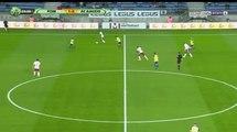 Buts Sochaux - AC Ajaccio 1-4