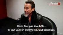Florent Pagny pas prêt d'arrêter The Voice