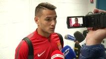 Foot - L1 - Monaco : Lopes «Il faut continuer comme ça»