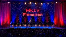Micky Flanagan Americans one