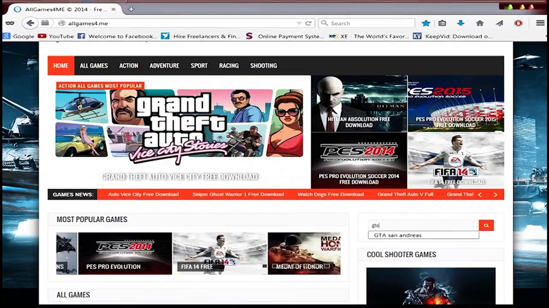 How To Download and Install GTA Vice City Full Free For PC