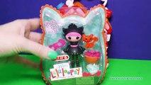 LALALOOPSY Nickelodeon Lalaloopsy Boo Scaredy Cat a Lalaloopsy Video Toy Review