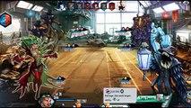 Génétique gladiateurs Nouveau brasures temps équipe Mutants paramic mutants ❥ ❥