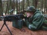AIRSOFT FIRE FIGHT SCOTLAND P90 G&P M4 Steyr AUG m249
