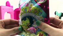 Minnie Mouse Magical Microwave Surprises Play Doh Learn Colors MLP MYMOJI Twozie