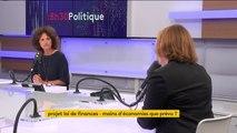 """""""Quand on supprime l'ISF, ce budget a clairement un volet à droite"""" dit Valérie Rabault"""