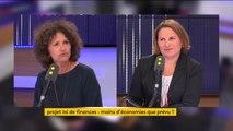 "Budget : ""les premières cibles"" seront logement et l'emploi, met en garde Valérie Rabault (PS)"