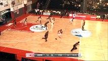 Résumé Leaders Cup PRO B : Aix-Maurienne vs Fos-sur-Mer (1ère journée)