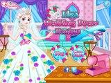 Et les meilleures conception conception Robe pour gelé des jeux filles Princesse mariage elsa disney disney