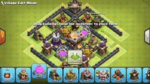 Clash of Clans    UNSTOPPABLE TH5 TROPHY/WAR BASE [2017] - ANTI-GIANT, WIZ DEFENCE LAYOUT