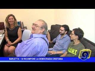 Barletta | Si ricompone la Democrazia Cristiana