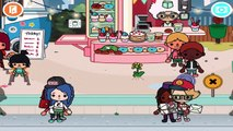 Toca Life  City - All Location Fun Theatre, Hair Salon, Apartment, Food Park and Fun Shooping Mall