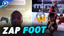 Mbappé victimise son frère à FIFA, l'énorme clash OM-PSG, l'ombre de Messi plane sur la France | ZAP FOOT