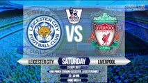 PREDIKSI PREMIER LEAGUE PEKAN KE 6 LEICESTER CITY VS LIVERPOOL