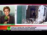 Donetsk & Lugansk shelled after Poroshenko retracts ceasefire claim
