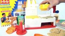 McDonalds Happy Meal Magic 1993 Cookie Maker Set - Making Cookies!
