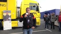 24 Heures Camions 2017 -  La différence entre un camion de série et un camion de course