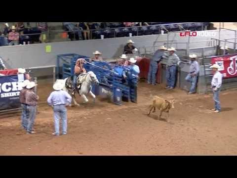 Breakaway Roping at the American Junior Rodeo Association