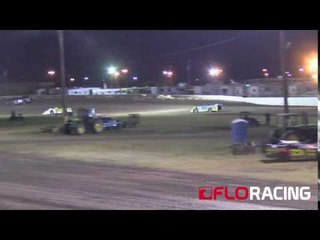 Brett White goes over the wall at Rumble On The Gumbo.