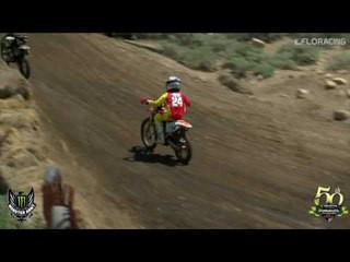 Dilan Schwartz Crashes & Comes Back To Win At Mammoth MX