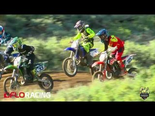 Crazy Race At The Mammoth MX Championship